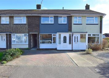 Thumbnail 3 bed terraced house for sale in The Martlets, Sompting, West Sussex