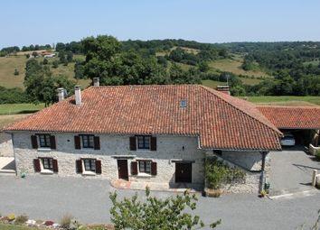 Thumbnail 6 bed property for sale in St-Laurent-De-Ceris, Charente, France