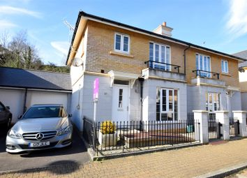 Thumbnail 3 bed semi-detached house for sale in Watch House Place, Portishead, Bristol