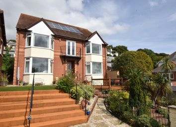 Thumbnail 5 bed detached house for sale in Summerland Close, Dawlish, Devon