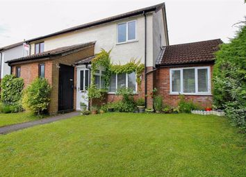 Thumbnail 2 bedroom semi-detached house for sale in Celandine Close, Highcliffe, Christchurch