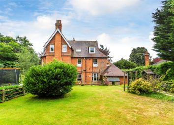 Thumbnail 3 bed flat for sale in Rockfield Road, Oxted, Surrey