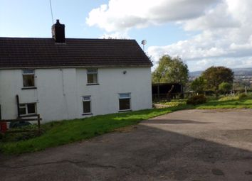 Thumbnail 3 bed cottage to rent in Mynyddislwyn, Blackwood