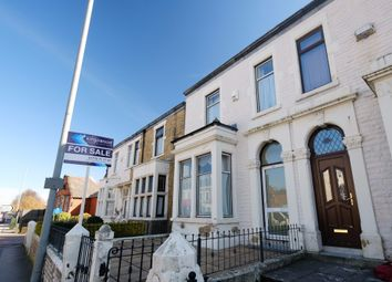 Thumbnail 4 bed terraced house for sale in Deepdale Road, Preston