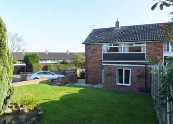 Thumbnail 3 bedroom end terrace house for sale in Morland Drive, Sheffield