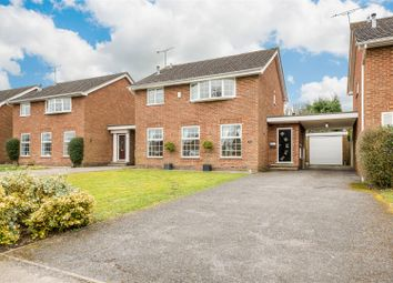 Thumbnail 4 bed detached house for sale in Tennyson Road, Lutterworth