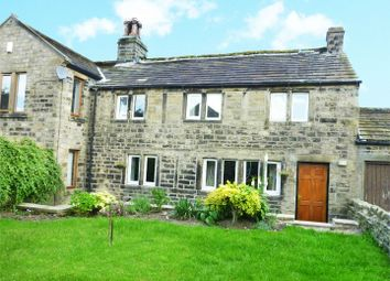 Thumbnail 3 bed end terrace house to rent in Stocks Lane, Stocksmoor, Huddersfield, West Yorkshire