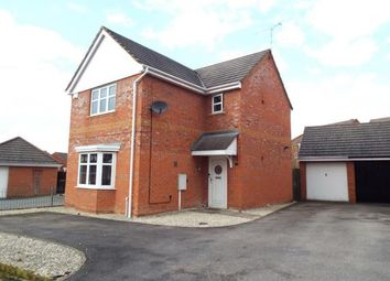 Thumbnail 3 bed detached house for sale in Northbourne Drive, Nuneaton, Warwickshire