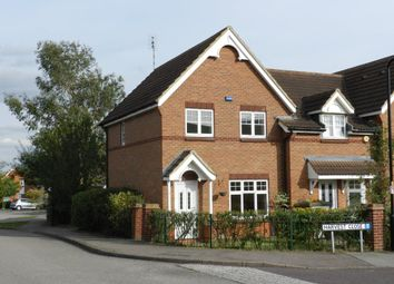Thumbnail 3 bed property to rent in Harvest Close, Daventry