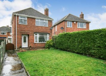 Thumbnail 3 bed detached house for sale in Cheetham Avenue, Unstone, Derbyshire