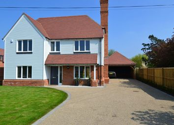 Thumbnail 4 bed detached house for sale in The Drove, Chestfield, Whitstable