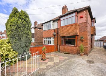 Thumbnail 3 bed semi-detached house for sale in Green Hill Crescent, Leeds, West Yorkshire