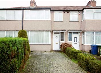 Thumbnail 3 bed terraced house for sale in Leighton Close, Edgware