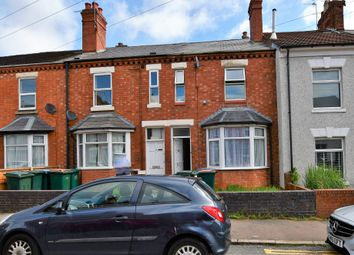 Thumbnail 4 bed terraced house to rent in Arden Street, Earlsdon, Coventry