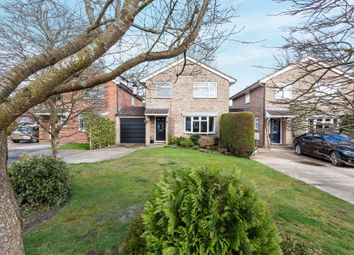 Thumbnail 3 bedroom detached house for sale in Westway, Copthorne, Crawley