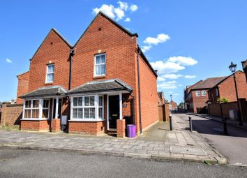 Thumbnail 2 bed semi-detached house for sale in Long Leys, Aylesbury