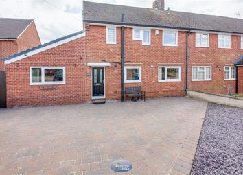Thumbnail 3 bed semi-detached house for sale in Thackeray Close, Worksop, Nottinghamshire