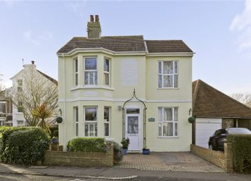 Thumbnail 3 bed detached house for sale in The Green, Southwick, Brighton, West Sussex