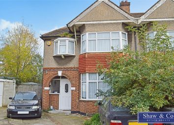 Thumbnail 3 bed semi-detached house for sale in Park View Road, Southall, Middlesex