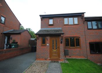 Thumbnail 3 bed semi-detached house to rent in Shirreffs Close, Barrow Upon Soar, Loughborough