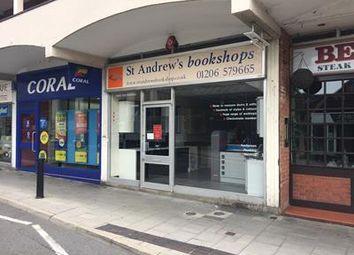 Thumbnail Retail premises to let in Centurion House, St Johns Street, Colchester, Essex