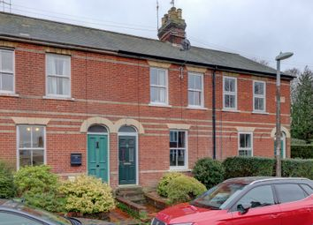Thumbnail 3 bed terraced house for sale in Stricklands Road, Stowmarket