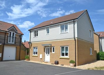 Thumbnail 4 bedroom detached house for sale in Endeavour Avenue, Exeter