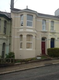 Thumbnail 6 bed town house to rent in Beatrice Avenue, Greenbank, Plymouth