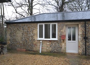 Thumbnail 1 bedroom terraced bungalow to rent in Dane Hill Road, Kennett, Newmarket