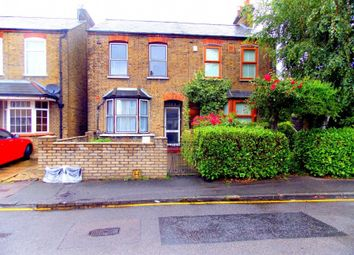Thumbnail 4 bed semi-detached house to rent in Glebe Road, Uxbridge
