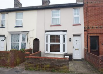 Thumbnail 3 bedroom terraced house for sale in Hampton Road, Ipswich