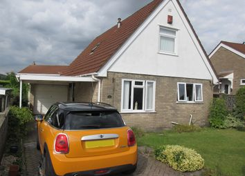 Thumbnail 3 bed detached bungalow for sale in Ty Llwyd Parc Estate, Quakers Yard, Treharris