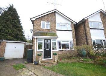 3 bed detached house for sale in Hampton Close, Church Crookham, Fleet GU52