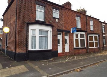 Thumbnail 2 bed end terrace house for sale in Halton Road, Runcorn, Cheshire