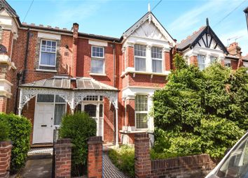 Thumbnail 4 bedroom terraced house for sale in Belsize Avenue, Palmers Green, London
