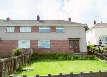 Thumbnail 3 bed semi-detached house to rent in Dan Y Bryn, Tonna, Neath