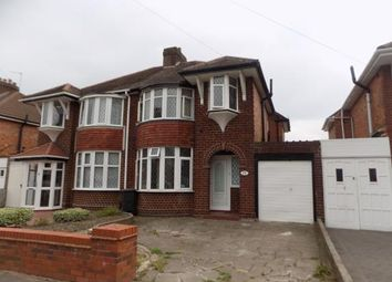 Thumbnail 3 bed semi-detached house for sale in Rymond Road, Birmingham, West Midlands, .