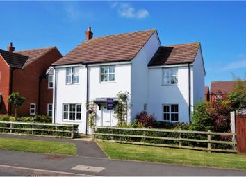 Thumbnail 5 bed detached house for sale in Hanford Drive, Eckington, Pershore
