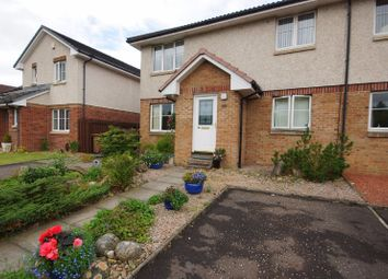 Thumbnail 2 bed flat for sale in Kennedy Drive, Kilmarnock, East Ayrshire