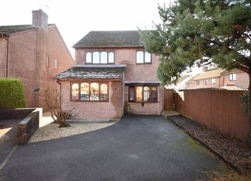 Thumbnail 4 bed detached house for sale in Chapel Mead, Penperlleni, Pontypool