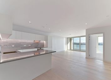 Thumbnail 3 bedroom flat to rent in Liner House, Royal Wharf, London