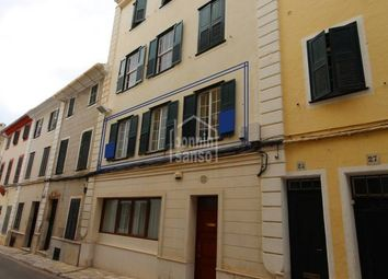 Thumbnail 4 bed apartment for sale in Mahon Centro, Mahon, Balearic Islands, Spain