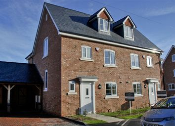 Thumbnail 4 bedroom town house for sale in Avenue Road, Lymington, Hampshire