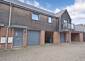 Thumbnail 2 bed maisonette to rent in Melick Way, Waterlooville