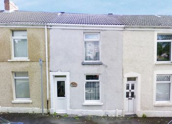 Thumbnail 2 bedroom terraced house for sale in Forbes Street, Swansea, West Glamorgan