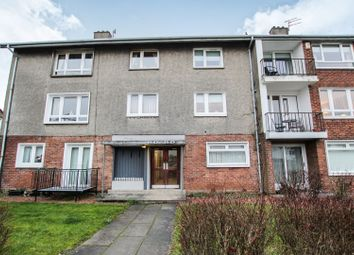 Thumbnail 2 bed flat for sale in Maxwellton Avenue, Glasgow