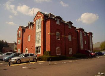 Thumbnail 2 bed flat to rent in Caxton Court, Burton Upon Trent