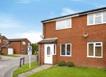 Columbia Way, Grove, Wantage OX12. 2 bed end terrace house
