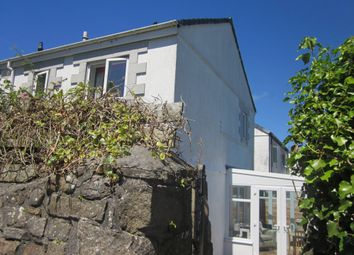Thumbnail 3 bed end terrace house for sale in Sea Lane, Hayle