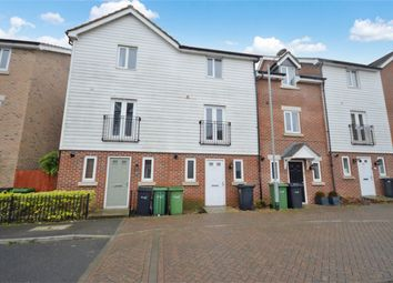 Thumbnail 3 bed town house for sale in Bahram Road, Costessey, Norwich